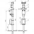 МТП-10(6), МТПО-10(6) кВ мачтовая трансформаторная подстанция от 4 до 100 кВА